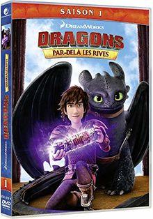 Coffret dragons : par-delà les rives, saison 1