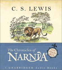 The Chronicles of Narnia (31 CDs)