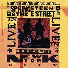 Live in New York City [Vinyl LP]