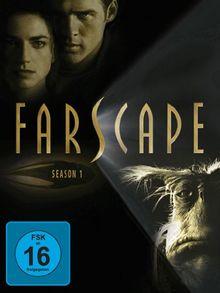 Farscape - Season 1 [8 DVDs]