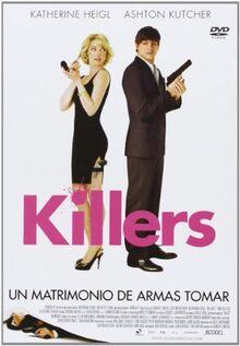 Killers (Un Matrimonio De Armas Tomar) (Import Dvd) (2011) Ashton Kutcher; Kat