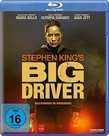 Stephen King's Big Driver [Blu-ray]