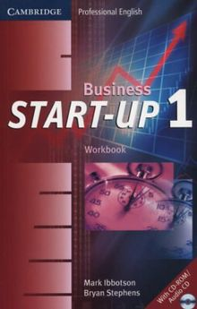 Business Start-Up 1 Workbook With Cd-Rom/Audio Cd (Cambridge Professional English)
