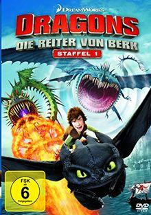Dragons-Die Reiter von Berk - Staffel 1 [4 DVDs]