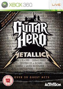 Guitar Hero: Metallica [UK Import]