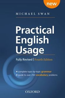 Practical English Usage - Fourth Edition / Grammar Book: Kartoniert