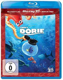 Findet Dorie (+ Blu-ray 2D)