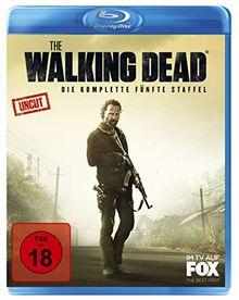 The Walking Dead - Die komplette fünfte Staffel - Uncut [Blu-ray]