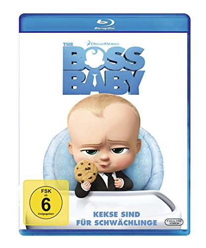 eac20eb2b338c The Boss Baby  Blu-ray  von Tom McGrath