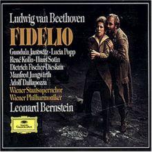 Beethoven: Fidelio (Gesamtaufnahme).