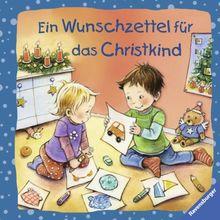 Ein Wunschzettel für das Christkind
