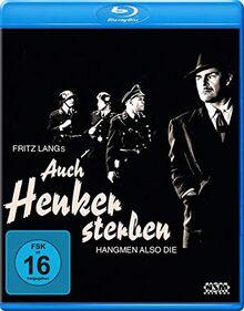 Auch Henker sterben [Blu-ray]