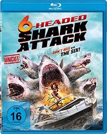 6-Headed Shark Attack (uncut) [Blu-ray]