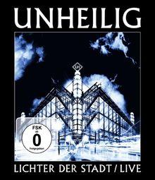 Lichter der Stadt Live (inkl. Bonusmaterial) [Blu-ray]
