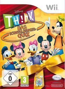Disney Th!nk - Das Schnelldenker-Quiz