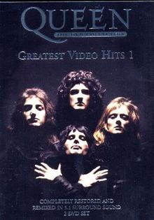 Queen - The DVD Collection: Greatest Video Hits 1 (2 DVDs)
