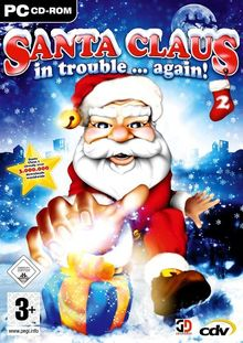 Santa Claus in trouble...again!