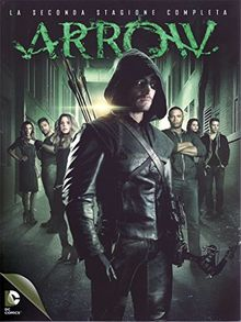 Arrow - Stagione 02 [5 DVDs] [IT Import]