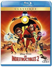Les indestructibles 2 [Blu-ray] [FR Import]