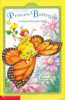 By Lewison, Wendy Cheyette [ [ Princess Buttercup: A Flower Princess Story (All Aboard Reading - Level 1 (Quality)) ] ] Mar-2001[ Paperback ]