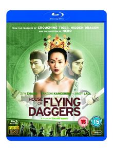 House Of Flying Daggers [Blu-ray] [UK Import]