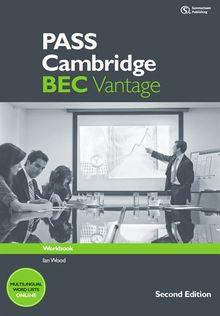 PASS Cambridge BEC, Vantage. 2nd. Ed.: Workbook with Key. Von Summertown Publishing