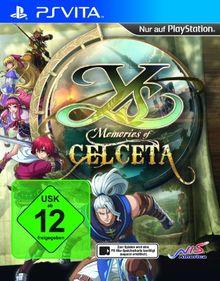 Y's: Memories of Celceta - [PlayStation Vita]