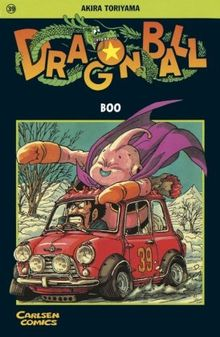 Dragon Ball, Bd.39, Boo