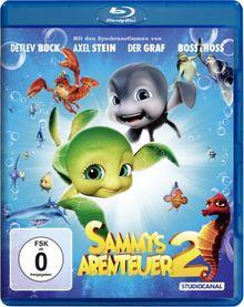 Sammys Abenteuer 2 [Blu-ray]