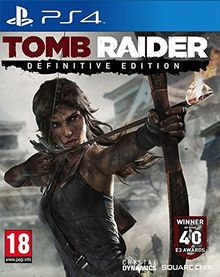 Third Party - Tomb Raider - Definitive Edition Occasion [ PS4 ] - 5021290067899