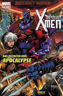 X-Men: Apocalypse: Bd. 1: Das Zeitalter von Apocalypse