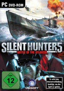 Silent Hunter 5 - Battle of the Atlanic [Software Pyramide]