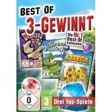 Best Of - 3-Gewinnt (Diamond Drop 2 / Azteca / Green Valley)