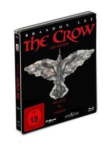The Crow - Die Krähe (Steelbook) [Blu-ray]