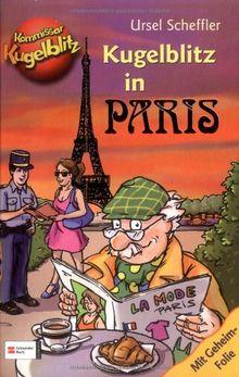 Kommissar Kugelblitz: Kugelblitz in Paris