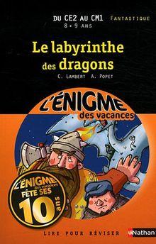 Le labyrinthe des dragons : Du CE2 au CM1