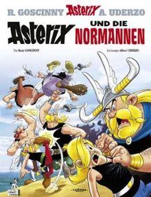 Asterix 09: Asterix und die Normannen