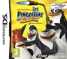 THQ Les Pingouins de Madagascar [DS]