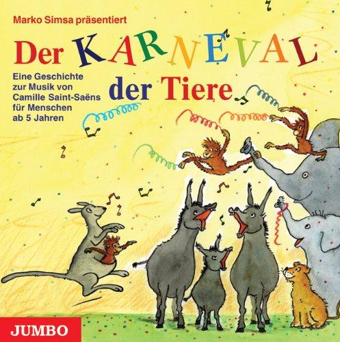 der karneval der tiere cd von unbekannt