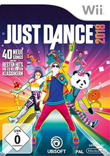 Just Dance 2018 - [Nintendo Wii]