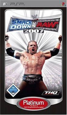 WWE Smackdown vs. Raw 2007 [Platinum]
