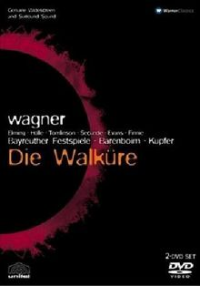 Wagner, Richard - Die Walküre [2 DVDs]