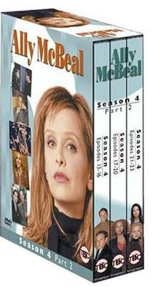 Ally McBeal - Season 4 - Boxset 2 [UK IMPORT]