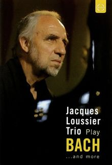 Jacques Loussier Trio - Play Bach ... and more - Live from St Thoma's Church (NTSC)