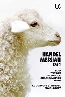 Der Messias Hwv 56 (Version 1754)