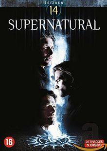 Supernatural-Saison 14 (avec Audio Franais) [DVD]