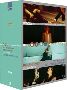 Richard Wagner - Der Ring des Nibelungen [7 DVDs]