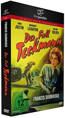 Francis Durbridge: Der Fall Teckmann (Filmjuwelen)