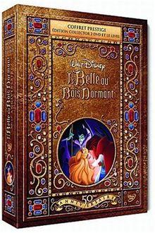 La belle au bois dormant - Edition prestige (DVD collector + Livre)