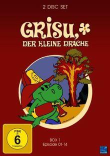Grisu - Der kleine Drache, Vol. 1, Episode 01-14 (2 Disc Set)